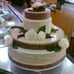 Torte e dolci nuziali su misura Malo, vicenza e provincia