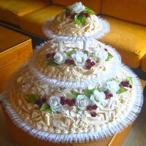 Torte e dolci nuziali personalizzati Malo, vicenza e provincia